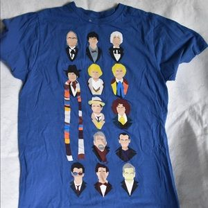 Doctor Who Pop Art Tee (all up to 12)